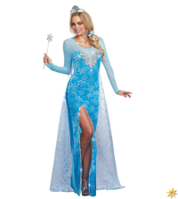 Kostüm: Die Eiskönigin
