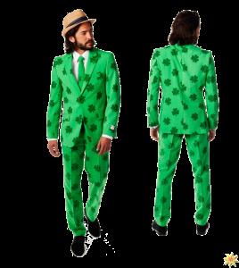 Opposuit: St. Patrick
