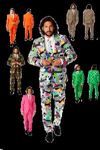 Opposuit – Ein Anzug als Kostüm