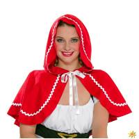 Kostüm: Rotkäppchen