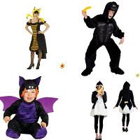 Tierkostüme: animalische Kostüme