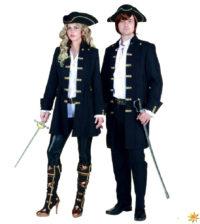 Piratenkostüme für Damen und Herren